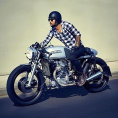 CAFE RACER cx500