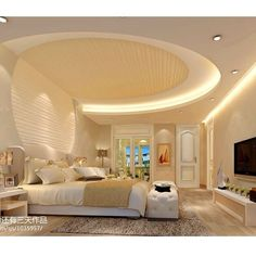 10 Incredible Useful Tips: False Ceiling With Wood Living Rooms false ceiling bedroom design.False Ceiling With Fan For Bedroom false ceiling diy interior design. Fall Ceiling Designs Bedroom, Bedroom Pop Design, Luxury Bedroom Design, Bed Design, Gypsum Ceiling Design, Bedroom False Ceiling Design, Bedroom Ceiling, False Ceiling Living Room, Ceiling Design Living Room