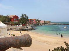 Ile de la Gorée, Senegal