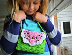 crochet doily bag pattern