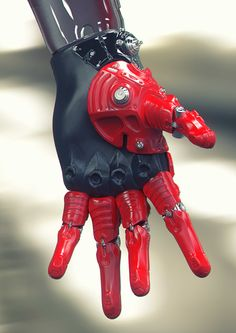 XCV_ARM CONCEPT by Cristiano Rinaldi, via Behance