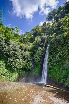 Munduk Falls, North Bali, Indonesia