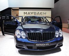 Maybach, Mercedes Benz, Bmw, Cars, Vehicles, Autos, Car, Car, Automobile
