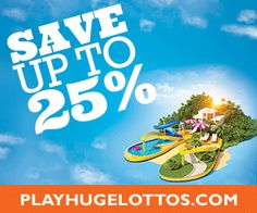 25% Off Lottery News, Lottery Results, Lotto Tickets, Ticket Sales, Free