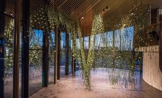 Copper wire, flora and a boundless imagination are the tools of London-based Rebecca Louise Law's artistic practice. With them, she cultivates extraordinary installations, verdant portraits and even sculptures that explore the dynamic between man and n...