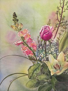 Victoria Lisi watercolor