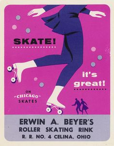 Erwin A. Beyer's Roller Skating Rink - Celina, Ohio | Flickr - Photo Sharing!