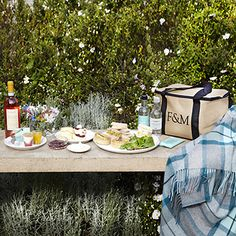 The Picnic in the Park - Fortnum & Mason
