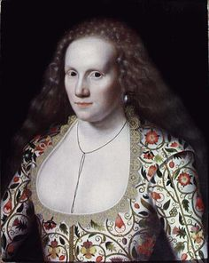 Thought I'd seen all the Tudor/Stuart era portraits, but this is a new one on me...said to be Arabella Stuart.