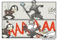 The Witcher 3, doodles 284 by Ayej.deviantart.com on @DeviantArt