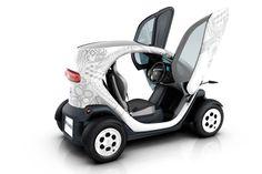Elektrisch vervoer met de Renault Twizy
