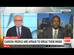 Ben Carson bizarrely attacks CNN to defend likening U.S. to Nazis: Stop ...