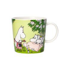 Muumit - Iittala.com FI Moomin Mugs, Shape Design, Slovenia, Form, Finland, Relax, Ceramics, Shapes, Tableware