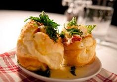 Top Chef Recipes - Lobster Popovers