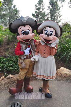 HKDL2013★12/10:Medley of Greeting|imagical days 〜Disney Parks Travel Logs〜