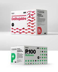 Resistencia Estudio, Bogotá - AAK Colombia #packaging #design #diseño #empaques #embalagens #дизайна #упаковок #パッケージデザイン #emballage #worldpackagingdesign #bestpackagingdesign #worldpackagingdesignsociety