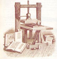A mediados del siglo XV, se descubrio la imprenta. Se considera como el avance mas importante en la historia de la civilización.  Los historiadores modernos han comprobado también que en ese período la cultura no se abandonó, sino que evolucionó. Casi se ha desterrado aquella imagen lúgubre y tenebrosa de la época medieval. Se ha comprobado que en ese período la cultura no se abandonó, sino que evolucionó. 38