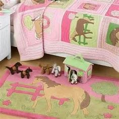 horse theme room for girl - Bing Images