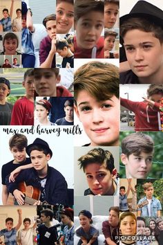 Max & Harvey i love them so much actually...<3