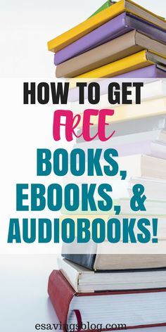 free reading inc sites Love to read? Learn how to get free books! Get free books that you actually want Get free audiobooks, free ebooks and free books with these resources. Free Books To Read, Free Books Online, Good Books, Audio Books For Kids, Free Audio Books, Experiment, Learn To Read, Free Ebooks, Book Lovers