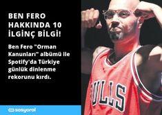 Ben Fero hakkında bilgiler.