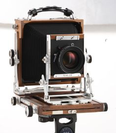 I can start with this one!    Shen Hao 4x5 TZ45 IIB Wood Folding Field Camera | eBay