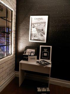 Miniatur Chanel Kollektion 1:6 Puppenhaus  von finescales auf DaWanda.com