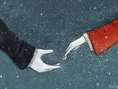 .    어떤 시간은 볼에 닿은 눈송이처럼 쉬이 사라지고  어떤 순간은 기억을 떠나지 못해 오랜시간 머무른다  어떤 감촉은 손끝에 통증처럼 남았으며  어떤 기억은 상상만으로 향기롭다  어떤 사람은 가장 냉혹했던 계절을 포근함으로 기억하게 하고  어떤 겨울은 기다려도 영영 다시오지 않는다    어떤 사랑은 결국 이별을 따르지 않고  어떤 이는 그 겨울에 갇혀 돌아오지 못한다     2017.01.04    .