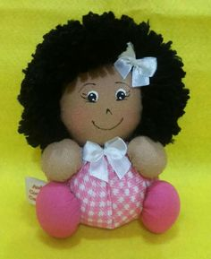 Hobbies And Crafts, Diy And Crafts, Paper Crafts, Sock Dolls, Baby Dolls, Crochet Waffle Stitch, Christmas Fairy, Doll Crafts, Fabric Dolls