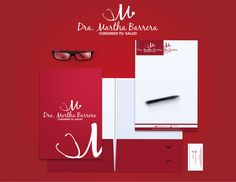 DRA. MARTHA BARRERA by Eduardo Fajardo, via Behance