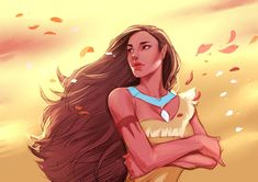 Pocahontas by alanscampos.deviantart.com on @deviantART