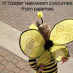 17 cute costume ideas for toddlers from pajamas