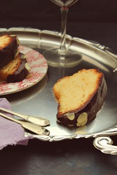 Chocolate orange bundt cake