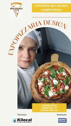 Adriana Perez   Americana - SP   Salmão Gravlax Design Competitions, Hummus, Pizza, Mexican, Ethnic Recipes, Ovens, Mexicans