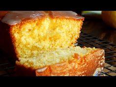Budín de Limón Húmedo y cargado de sabor - CUKit! - YouTube Owl Cakes, Loaf Cake, Zucchini Bread, Flan, Cornbread, Vanilla Cake, Muffin, Chocolate, Yummy Food