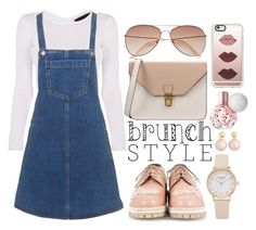 """""""Everyone thinks that we're perfect, please don't let them look through the curtains"""" by dinosaurrawr ❤ liked on Polyvore featuring Topshop, Attilio Giusti Leombruni, H&M, 8 and Casetify"""