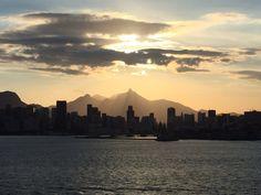 Rio de Janeiro 6-12-2014 from ship Splendor of the Sea