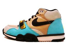 "2006 Nike SB Air Trainer 1 ""Bamboo"""
