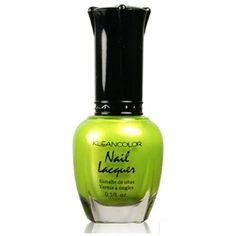 1 Kleancolor Nail Polish Lacquer  #FootHandNailCare