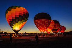 Taos Mountain Balloon Rally