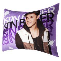 Justin Bieber Cuddle Pillow