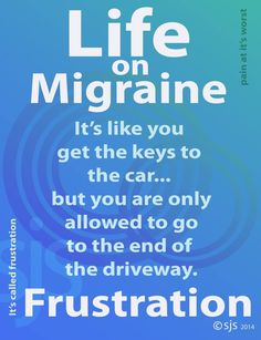 Migraines are interfering with my studying!!?