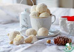 Кокосовые конфеты - кулинарный рецепт