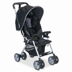 Combi Cosmo E Stroller Reclines / $109 / Stand alone / 12lbs / Canopy with window / up to 55lbs