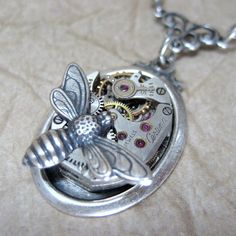 handmade repurposed watch jewellery