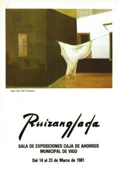 Ruizanglada Catalogo - 1981 Caja de Ahorros Municipal de Vigo by Ruizanglada Pintura via slideshare