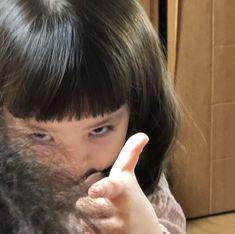 Cute Asian Babies, Korean Babies, Asian Kids, Cute Babies, Cute Baby Meme, Cute Memes, Funny Cute, Meme Faces, Funny Faces