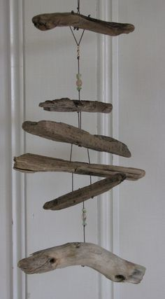 drift wood mobile by LIONSMAINE on Etsy