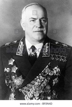 Georgy Zhukov Marshal of the Soviet Union