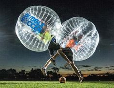 Knockerball Orlando - The Bubble Soccer Place | Bubble Soccer and a Party at the same time!
